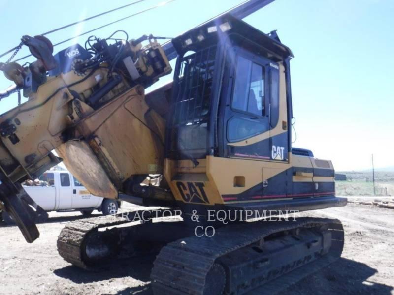 CATERPILLAR TRACK EXCAVATORS 322BL equipment  photo 4
