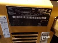 CATERPILLAR ESCAVATORI CINGOLATI 303ECR equipment  photo 16