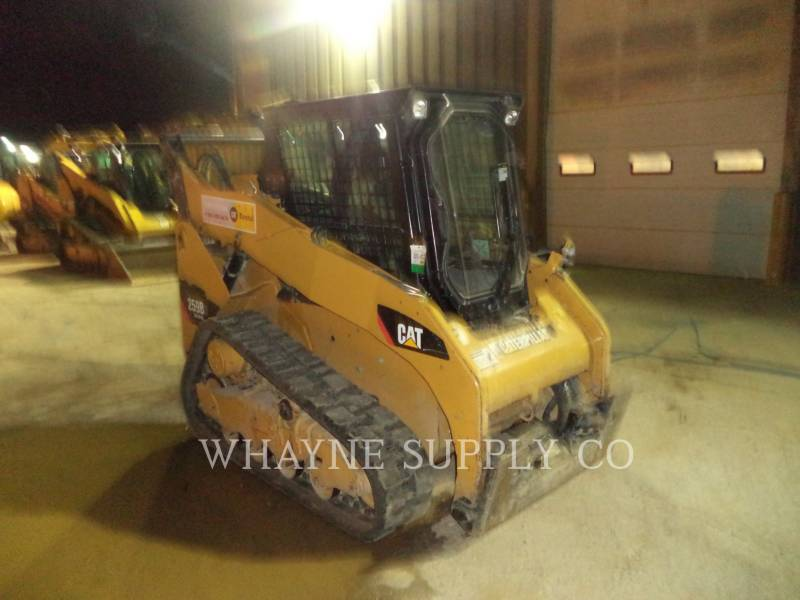 CATERPILLAR CARGADORES MULTITERRENO 259B3 CAB equipment  photo 3
