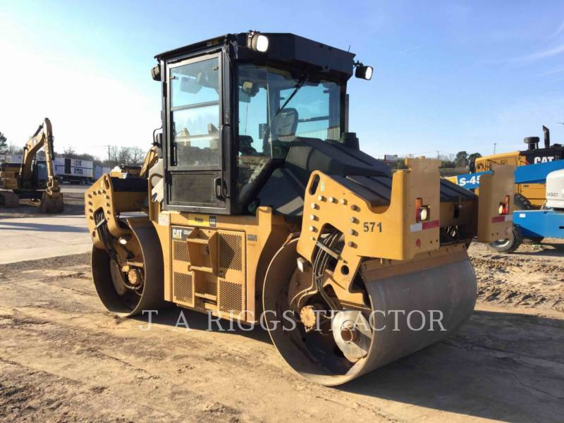 CATERPILLAR COMPACTADORES CD54B equipment  photo 4