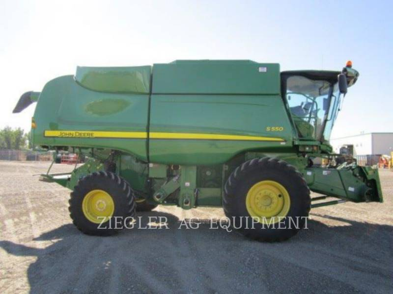 DEERE & CO. COMBINADOS S550 equipment  photo 1