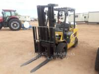 Equipment photo CATERPILLAR LIFT TRUCKS 2P7000 CARRELLI ELEVATORI A FORCHE 1