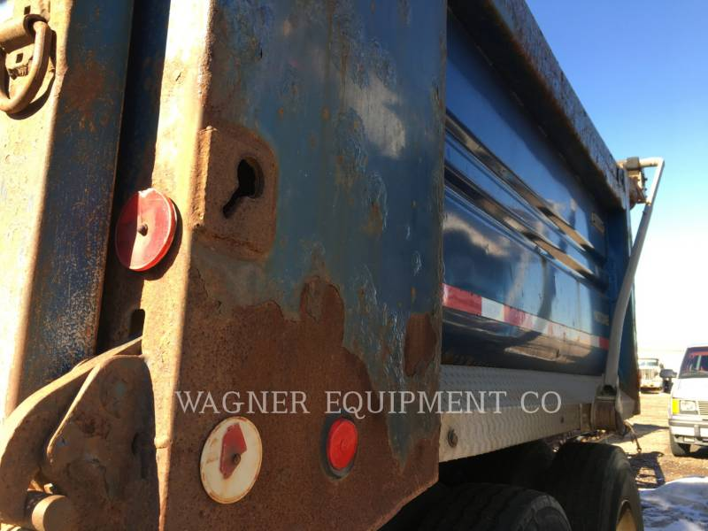 CLEMENT TRAILERS PUP DUMP equipment  photo 3