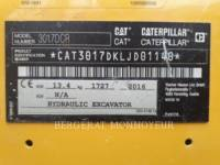 CATERPILLAR EXCAVADORAS DE CADENAS 301.7DCR equipment  photo 5