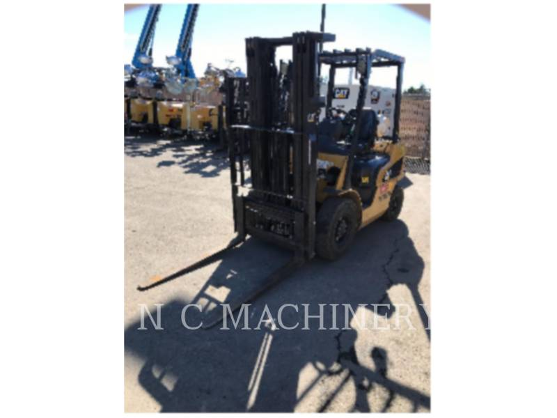 CATERPILLAR FORKLIFTS P5000-GLE equipment  photo 1