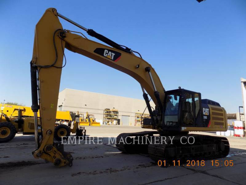 Caterpillar EXCAVATOARE PE ŞENILE 336ELH equipment  photo 4