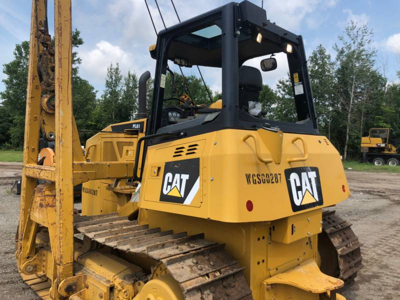 CATERPILLAR PIPELAYERS PL 61 equipment  photo 4