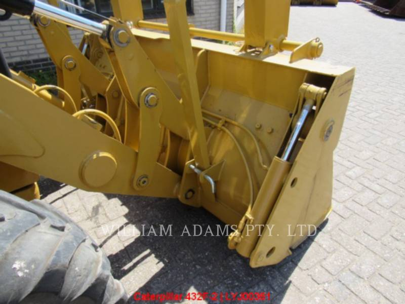CATERPILLAR BACKHOE LOADERS 432F2LRC equipment  photo 19