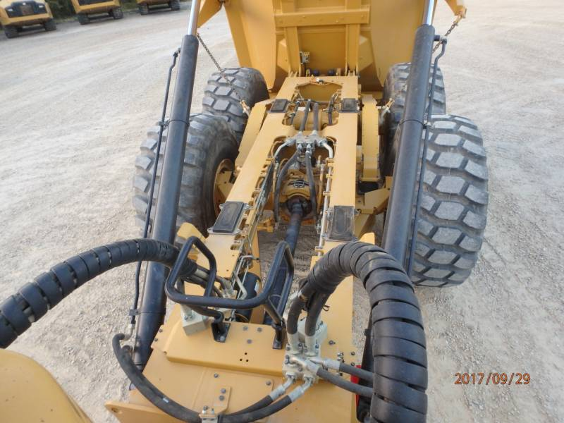 CATERPILLAR CAMIONES ARTICULADOS 745C equipment  photo 12