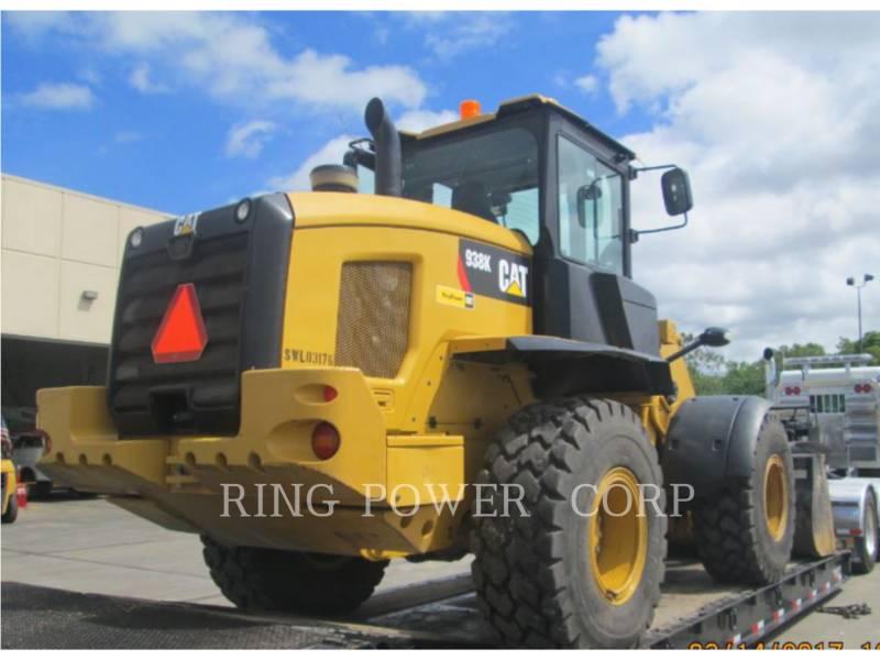 CATERPILLAR RADLADER/INDUSTRIE-RADLADER 938KQC equipment  photo 4