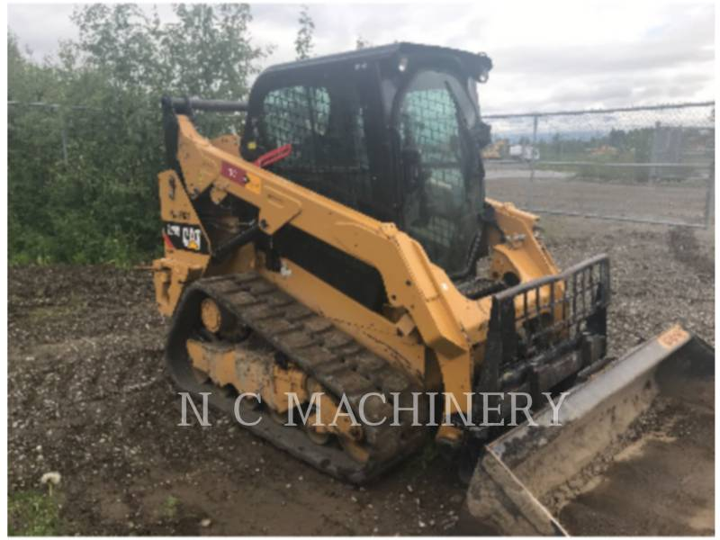 CATERPILLAR DELTALADER 259D equipment  photo 6