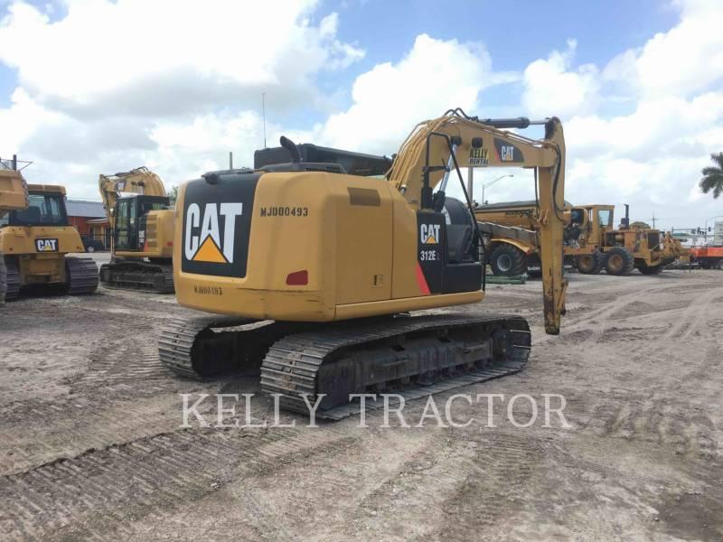 CATERPILLAR TRACK EXCAVATORS 312EL equipment  photo 7