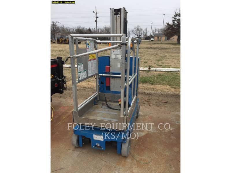 GENIE INDUSTRIES SOLLEVATORI A PANTOGRAFO GR20 equipment  photo 2