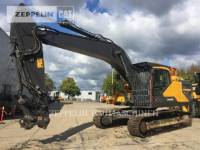 Equipment photo VOLVO CONSTRUCTION EQUIPMENT EC250E EXCAVATOARE PE ŞENILE 1