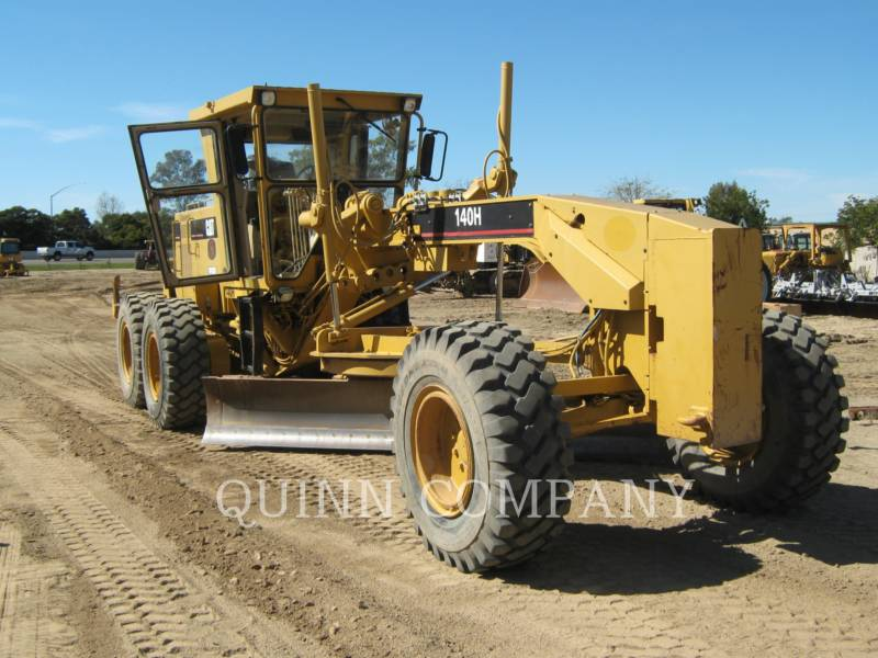 CATERPILLAR 平地机 140HNA equipment  photo 1