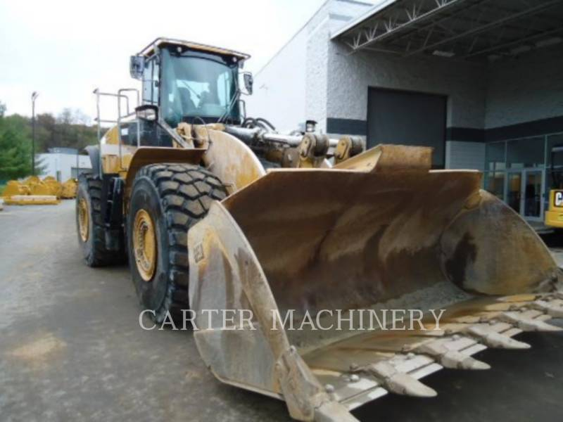 CATERPILLAR WHEEL LOADERS/INTEGRATED TOOLCARRIERS 980M HL equipment  photo 1