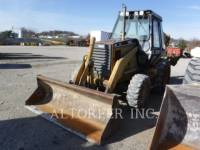 CATERPILLAR CHARGEUSES-PELLETEUSES 416B equipment  photo 2