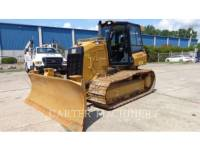 Equipment photo CATERPILLAR D 5 K2 LGP TRACK TYPE TRACTORS 1