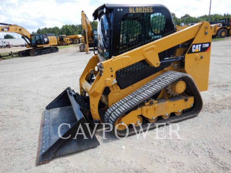 CATERPILLAR CARGADORES MULTITERRENO 239D equipment  photo 5