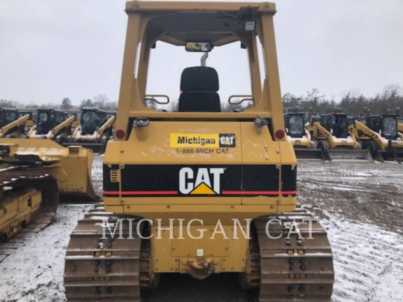 CATERPILLAR KETTENDOZER D4GL equipment  photo 12
