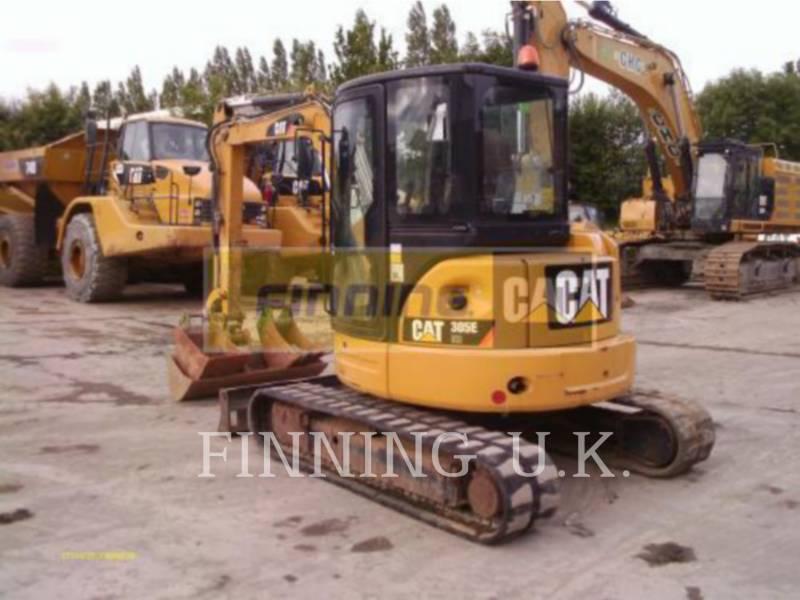CATERPILLAR TRACK EXCAVATORS 305EDCA2.2 equipment  photo 1