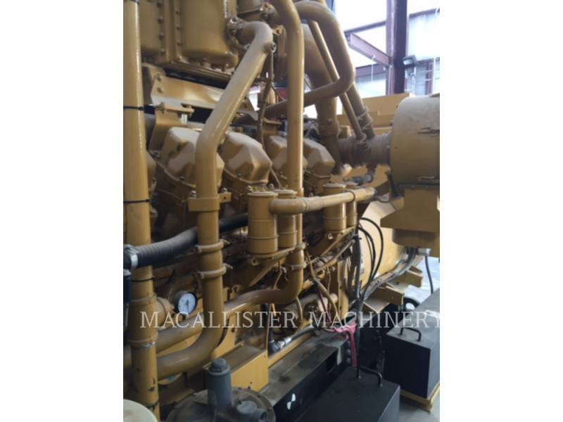 CATERPILLAR STATIONARY GENERATOR SETS G3516B equipment  photo 4
