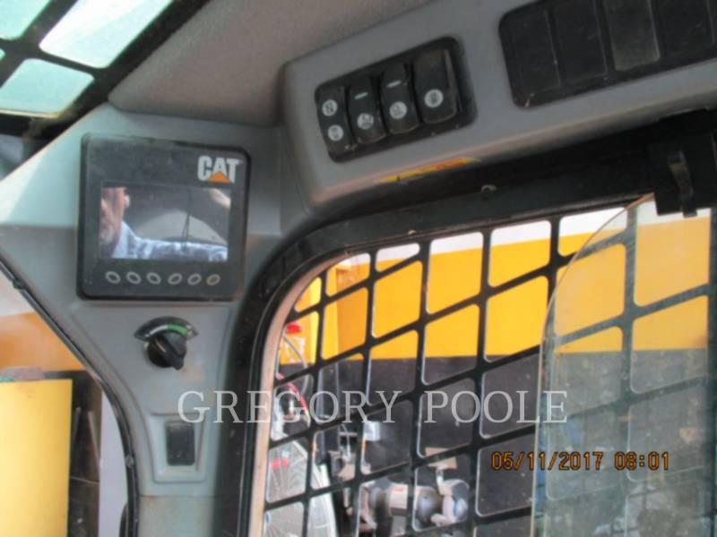 CATERPILLAR CARREGADEIRAS TODO TERRENO 259D equipment  photo 18