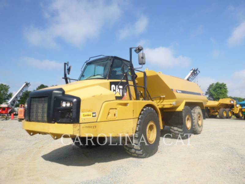 CATERPILLAR ARTICULATED TRUCKS 740B WT equipment  photo 5