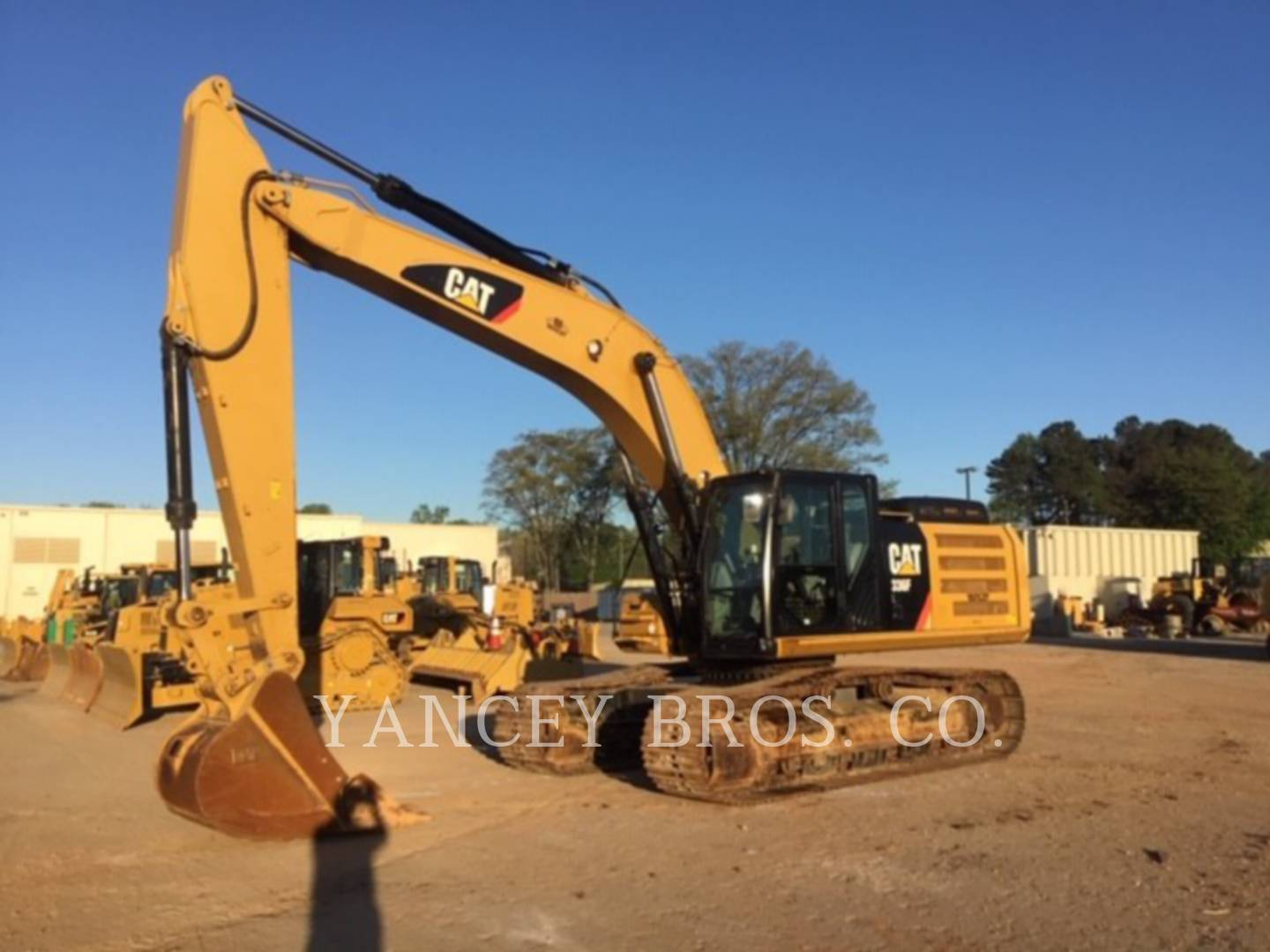 2015 - CATERPILLAR - 336FL