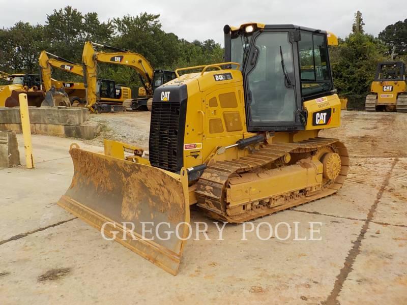 CATERPILLAR KETTENDOZER D4K2XL equipment  photo 1