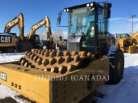 Equipment photo CATERPILLAR CP74B COMPACTORS 1