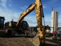 CATERPILLAR PELLES SUR CHAINES 329EL HMR equipment  photo 4