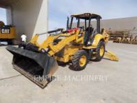 CATERPILLAR BAGGERLADER 420F2IT equipment  photo 4