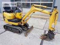 Equipment photo KOMATSU LTD. PC09-1 EXCAVATOARE PE ŞENILE 1