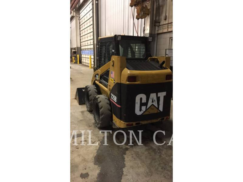 CATERPILLAR CHARGEURS COMPACTS RIGIDES 226B equipment  photo 3