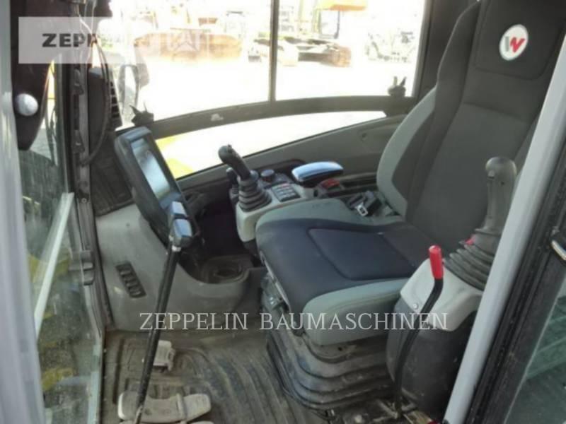 WACKER CORPORATION TRACK EXCAVATORS EZ80 equipment  photo 17