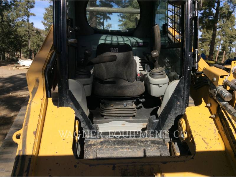 CATERPILLAR CHARGEURS COMPACTS RIGIDES 299C equipment  photo 18