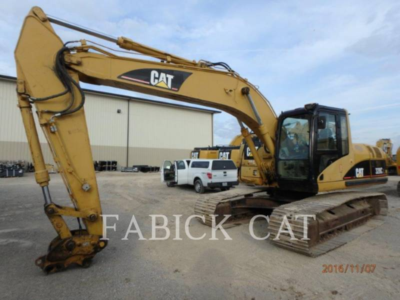 CATERPILLAR EXCAVADORAS DE CADENAS 320C LH equipment  photo 2
