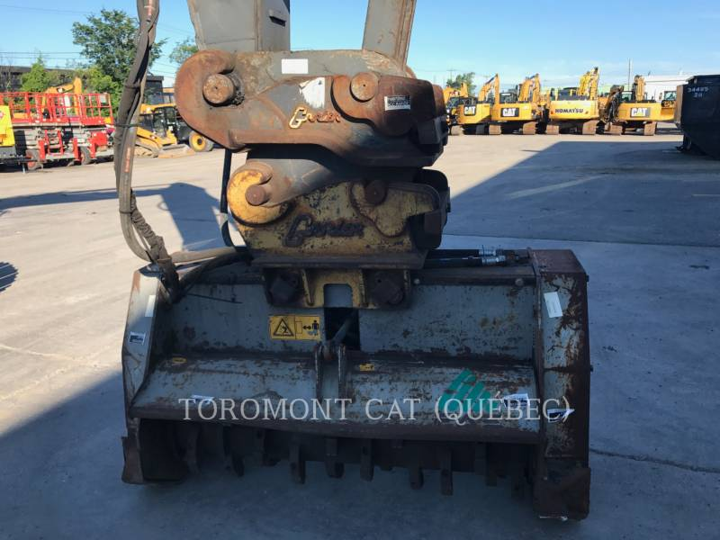 VOLVO EXCAVADORAS DE CADENAS EC360C equipment  photo 12
