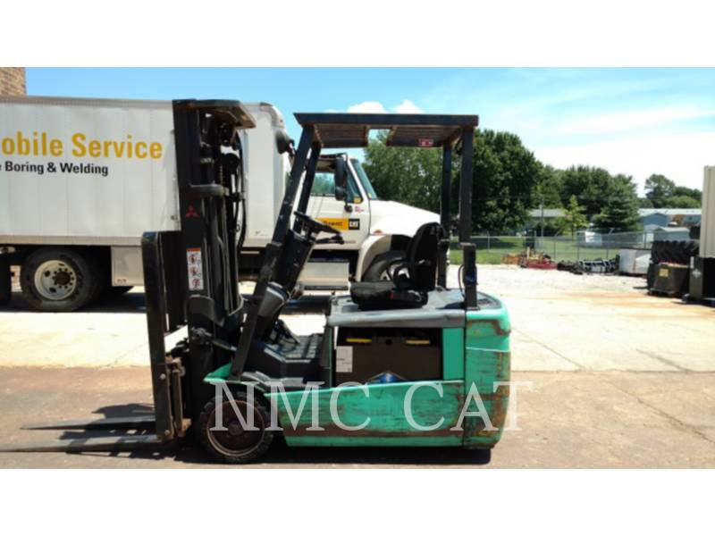 MITSUBISHI FORKLIFTS CHARIOTS À FOURCHE FB20NT_MT equipment  photo 1