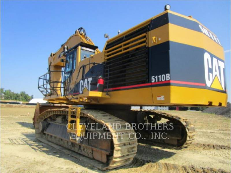 CATERPILLAR LARGE MINING PRODUCT 5110BME equipment  photo 4