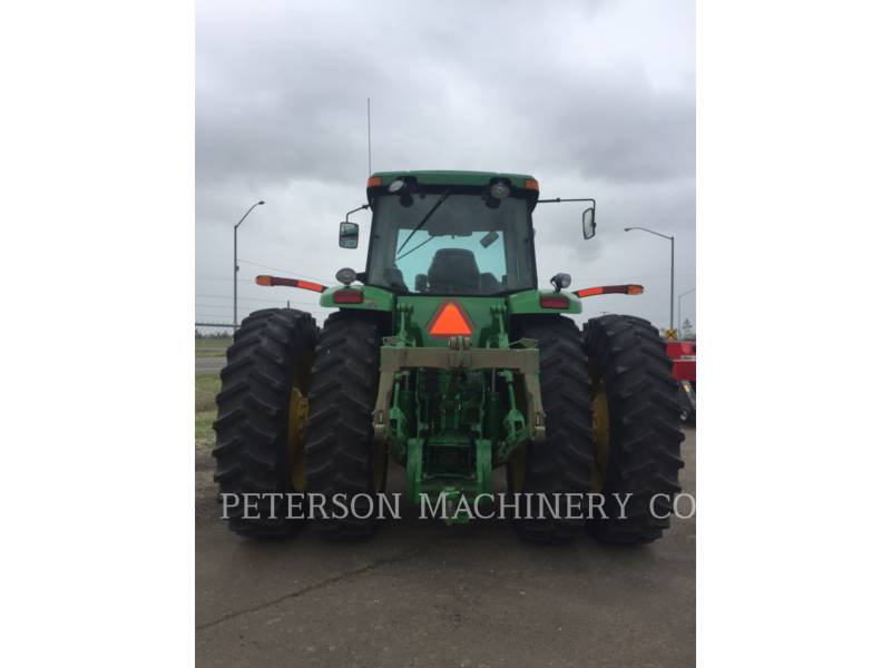 DEERE & CO. AG TRACTORS JD8120 equipment  photo 3