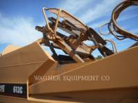 Caterpillar TRACTOARE-SCREPERE CU ROŢI 613C II equipment  photo 12