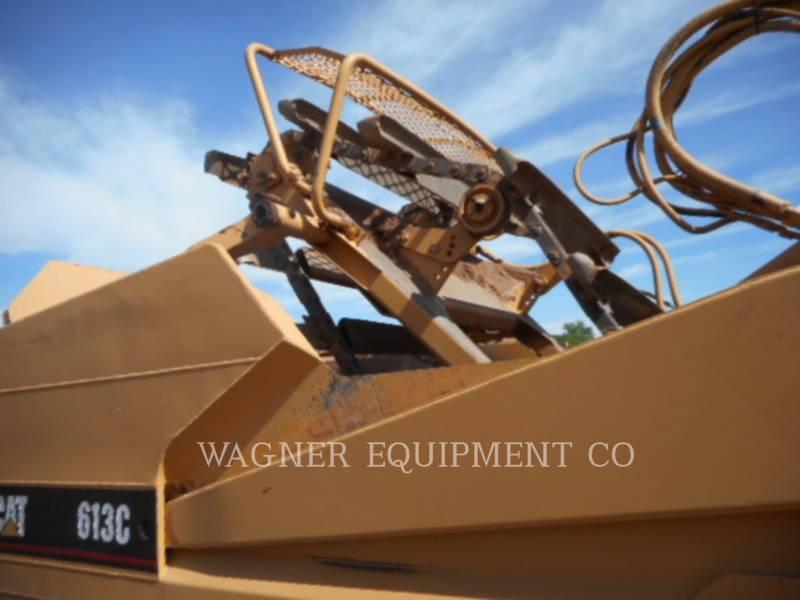 CATERPILLAR ホイール・トラクタ・スクレーパ 613C II equipment  photo 12