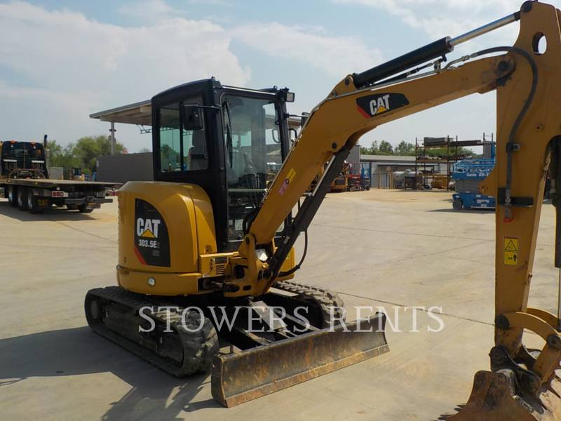 CATERPILLAR EXCAVADORAS DE CADENAS 303.5E CAB equipment  photo 4