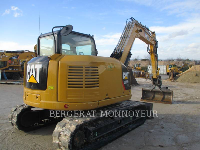 CATERPILLAR PELLES SUR CHAINES 308E2 CR equipment  photo 2