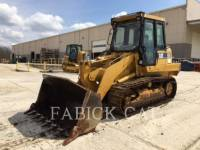 CATERPILLAR CARREGADEIRA DE ESTEIRAS 953C equipment  photo 2