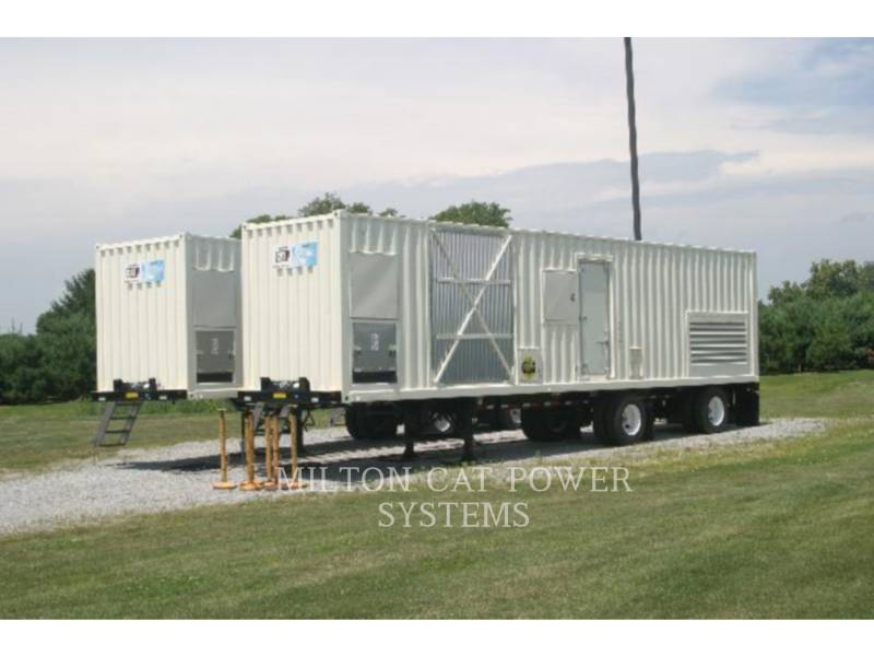 CATERPILLAR POWER MODULES (OBS) G3512 equipment  photo 2
