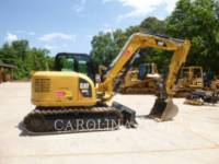 CATERPILLAR TRACK EXCAVATORS 308E2CR TH equipment  photo 5