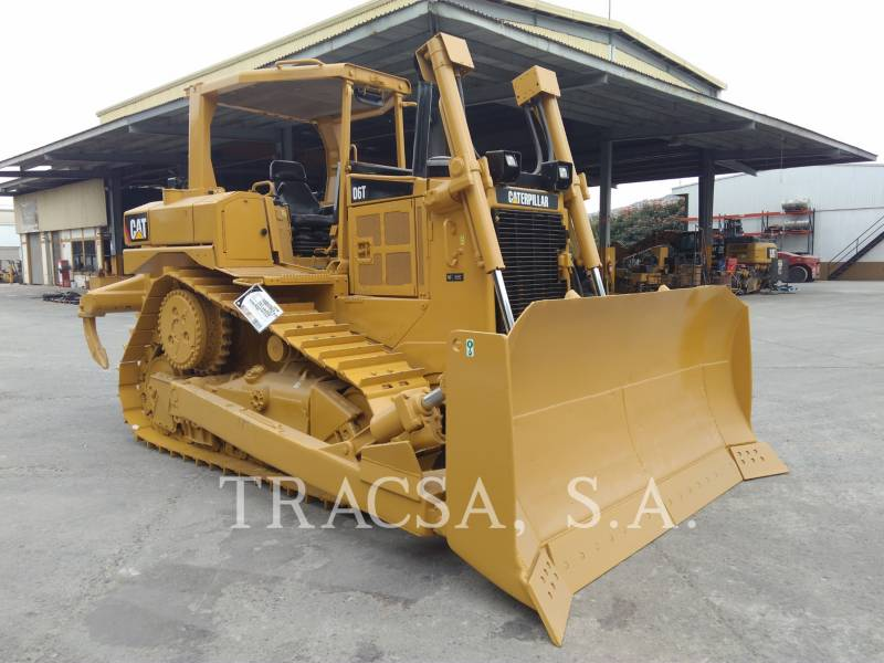 Caterpillar TRACTOARE CU ŞENILE D6T equipment  photo 2